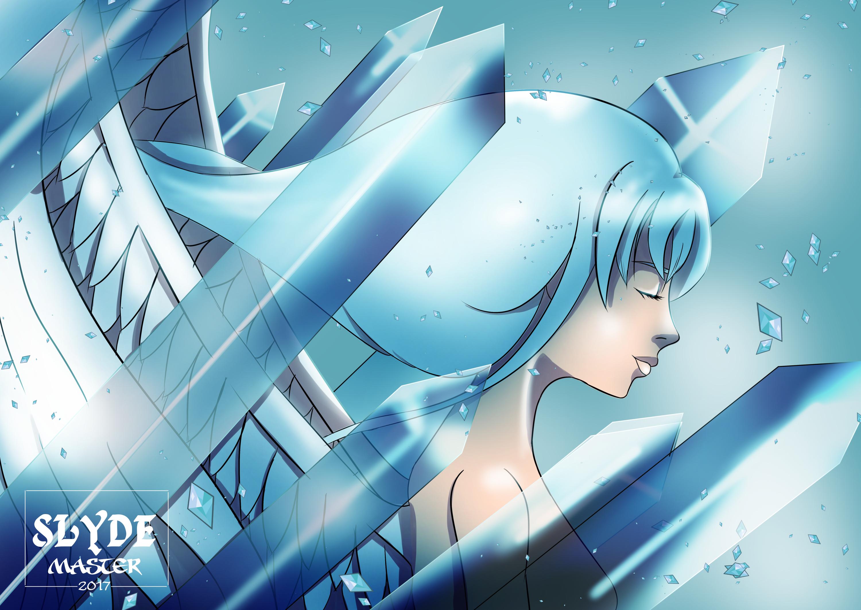 Frozen Angel