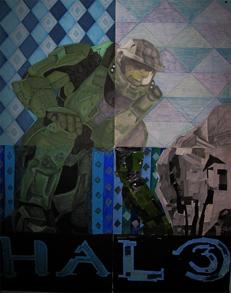 Halo 4 Piece