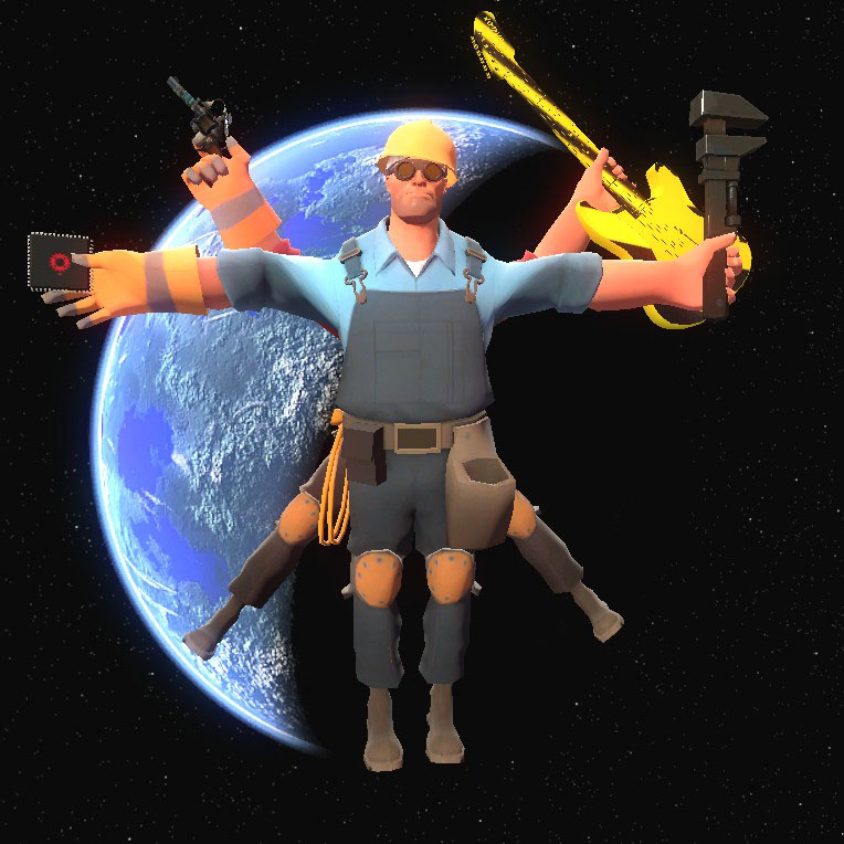 Vitruvian Engineer