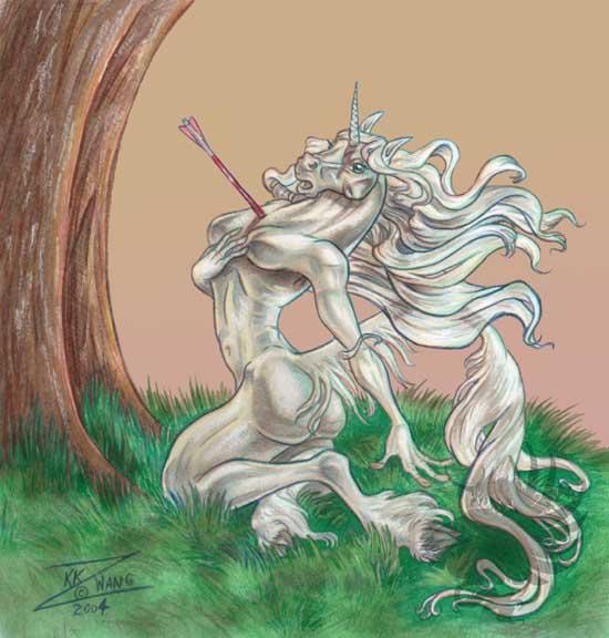 Unicorn Maiden Betrayed 01