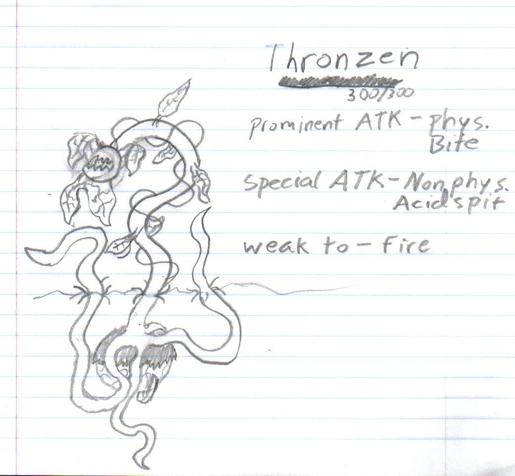 Thronzen-entry for EBF3