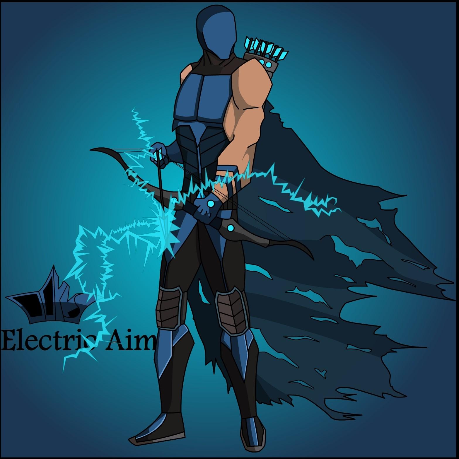 Electric Aim.