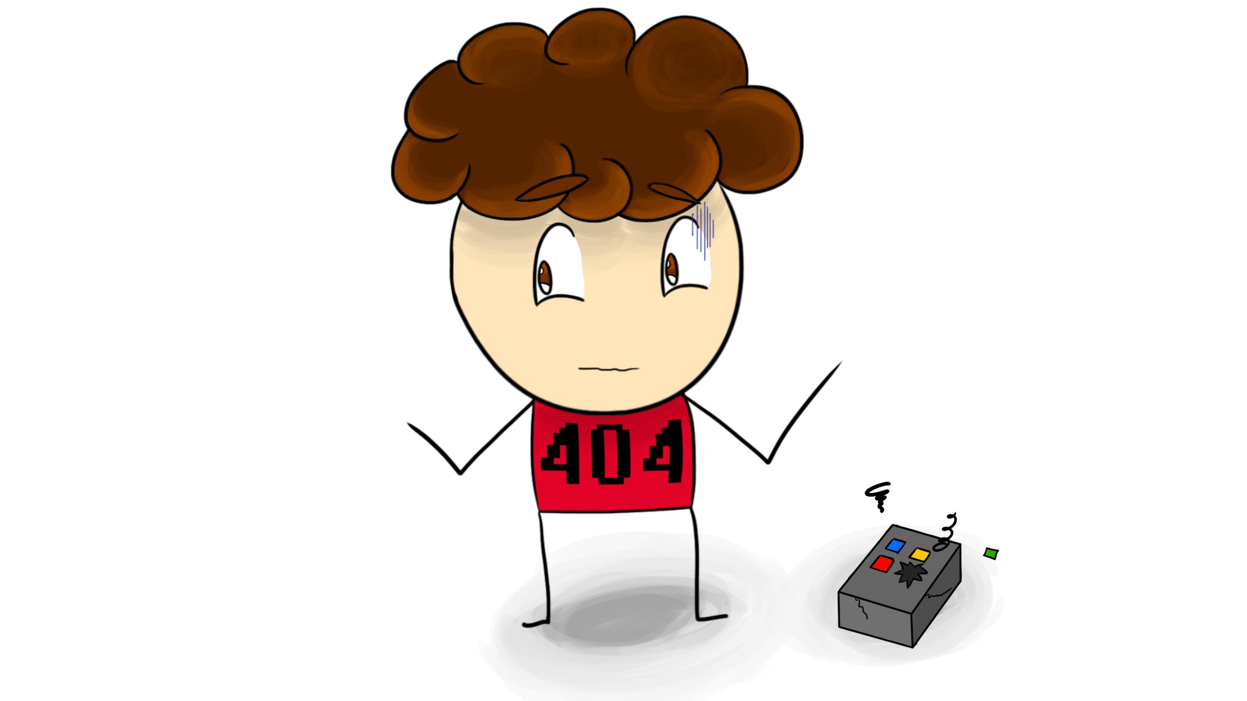 Classic Cartooners 404
