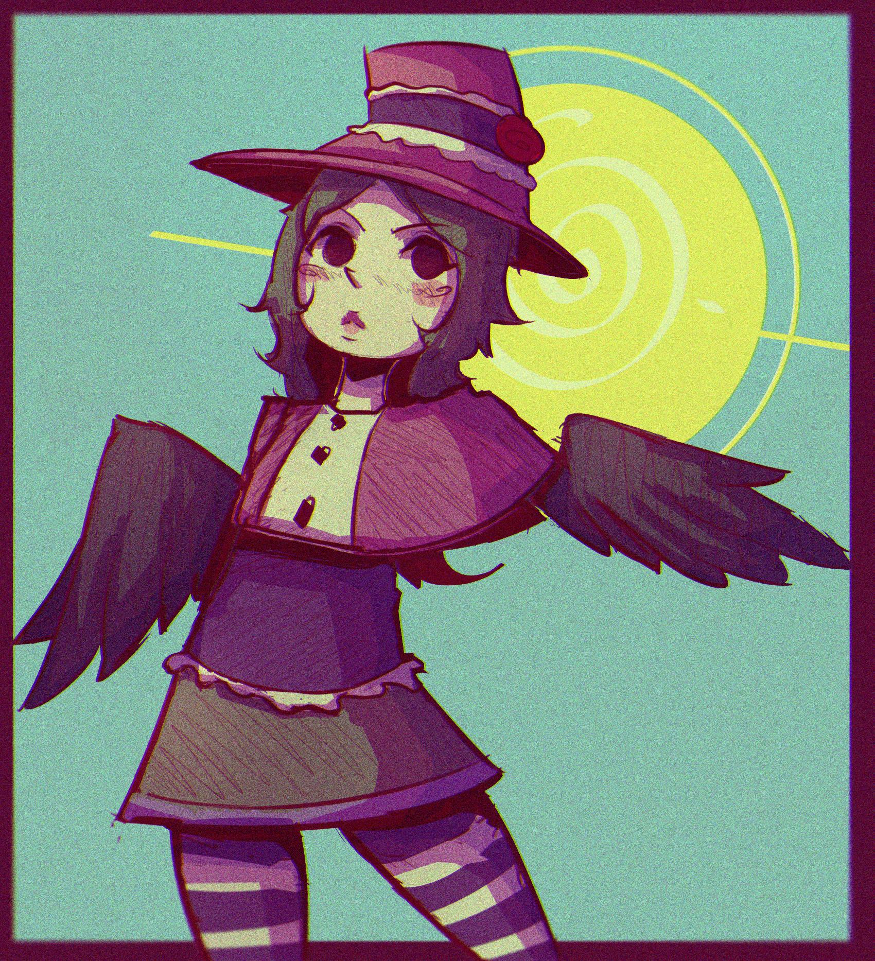 foursnail's birdgirl