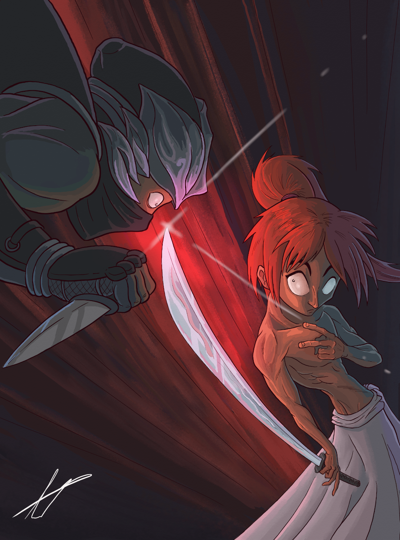 Badass Kenshin