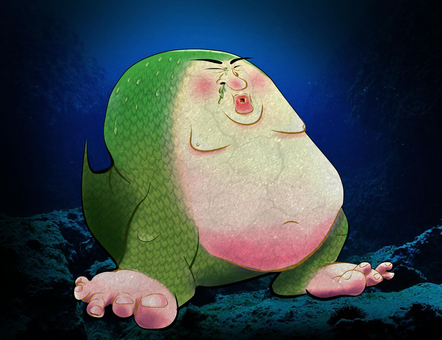 Mutant Amphibian