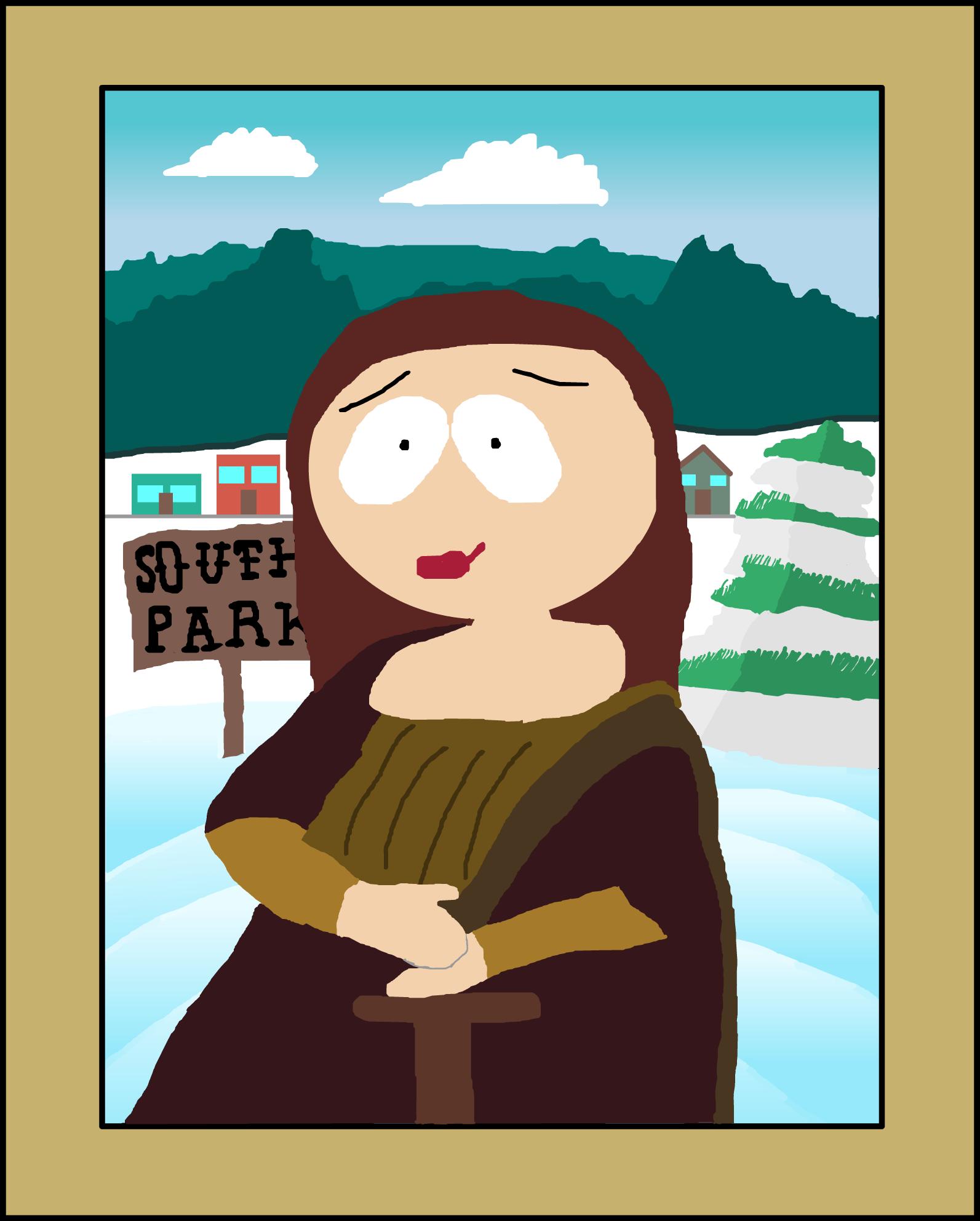 South Park-alisa