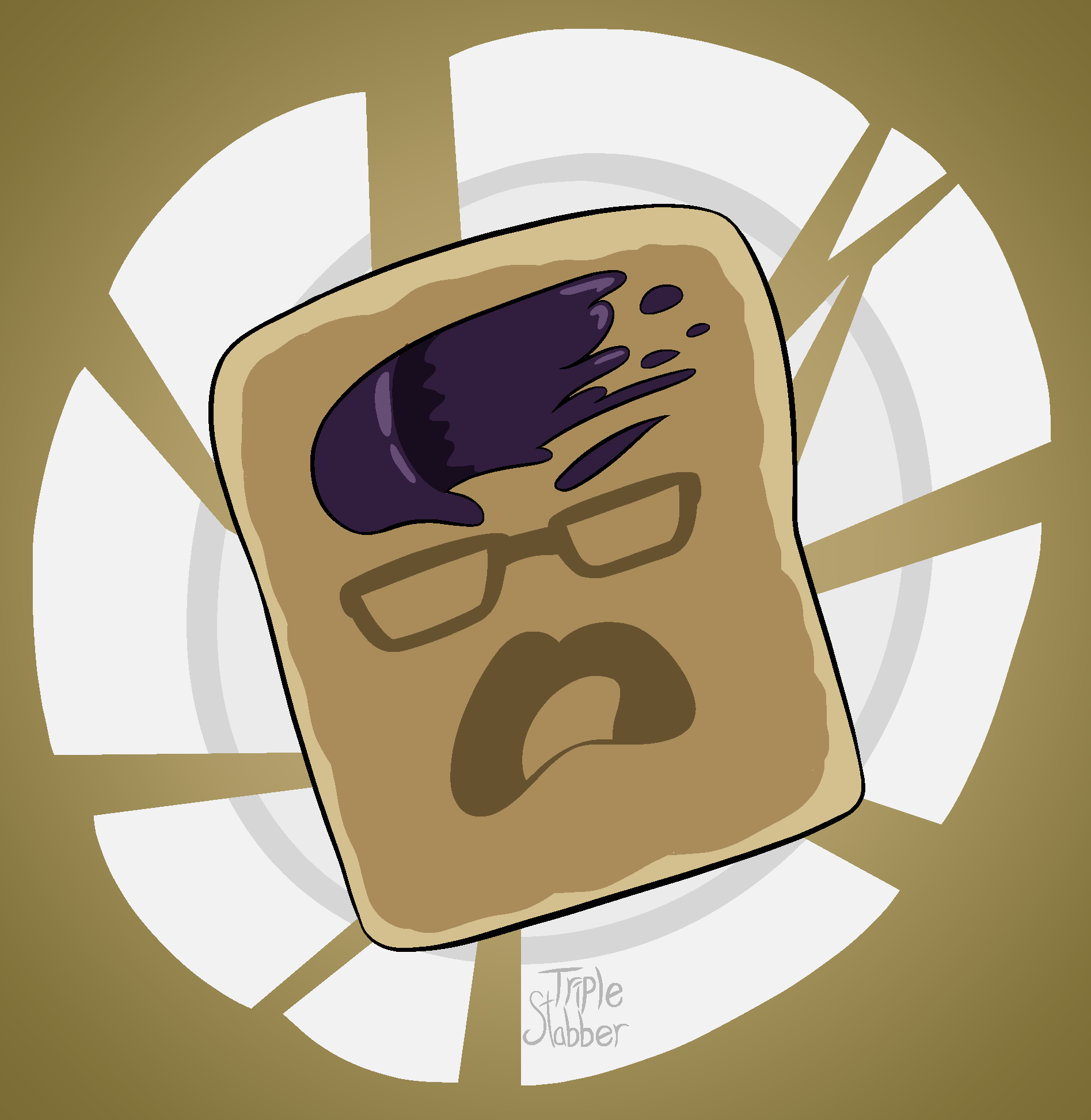 Toasted Mark