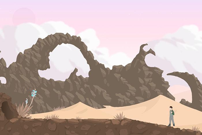 GLIESE The Desert