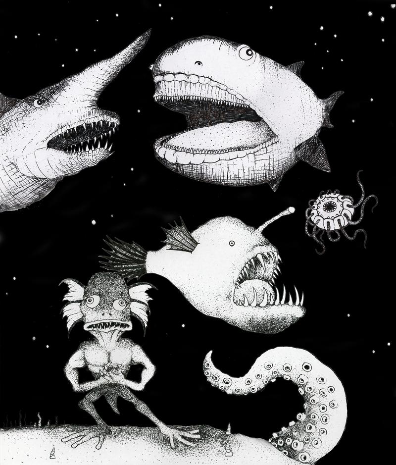 Deep sea acapella group