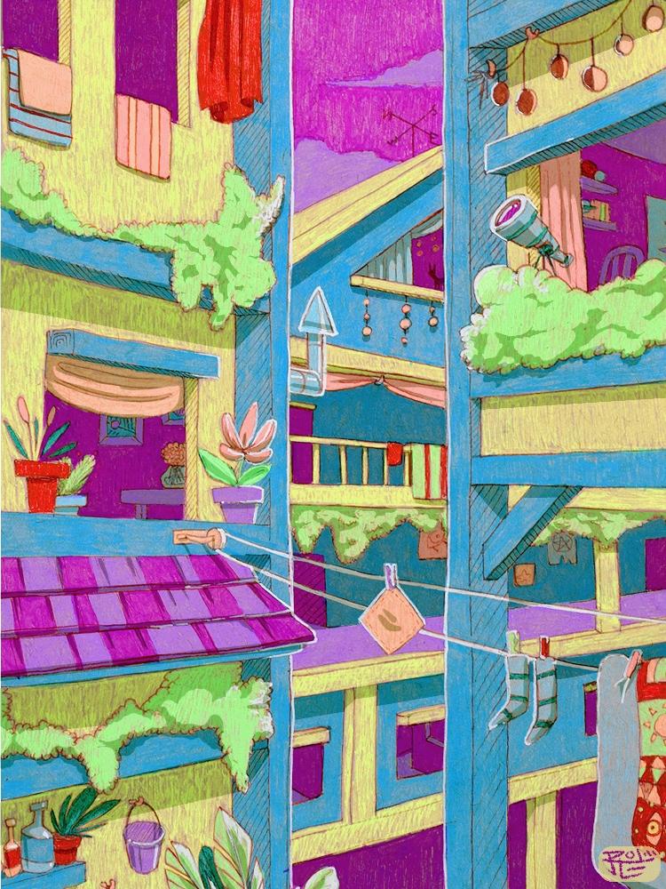 Acid Village