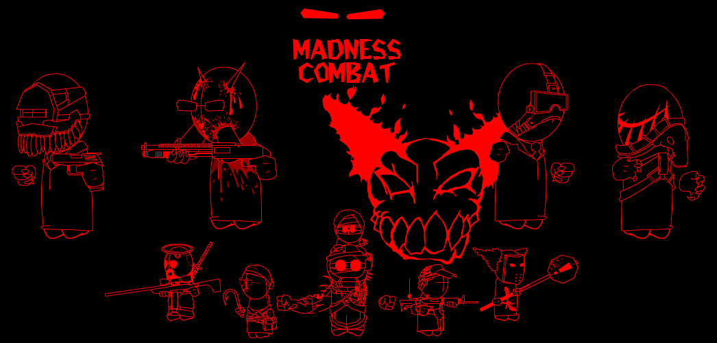 Fighting the madness is useless.