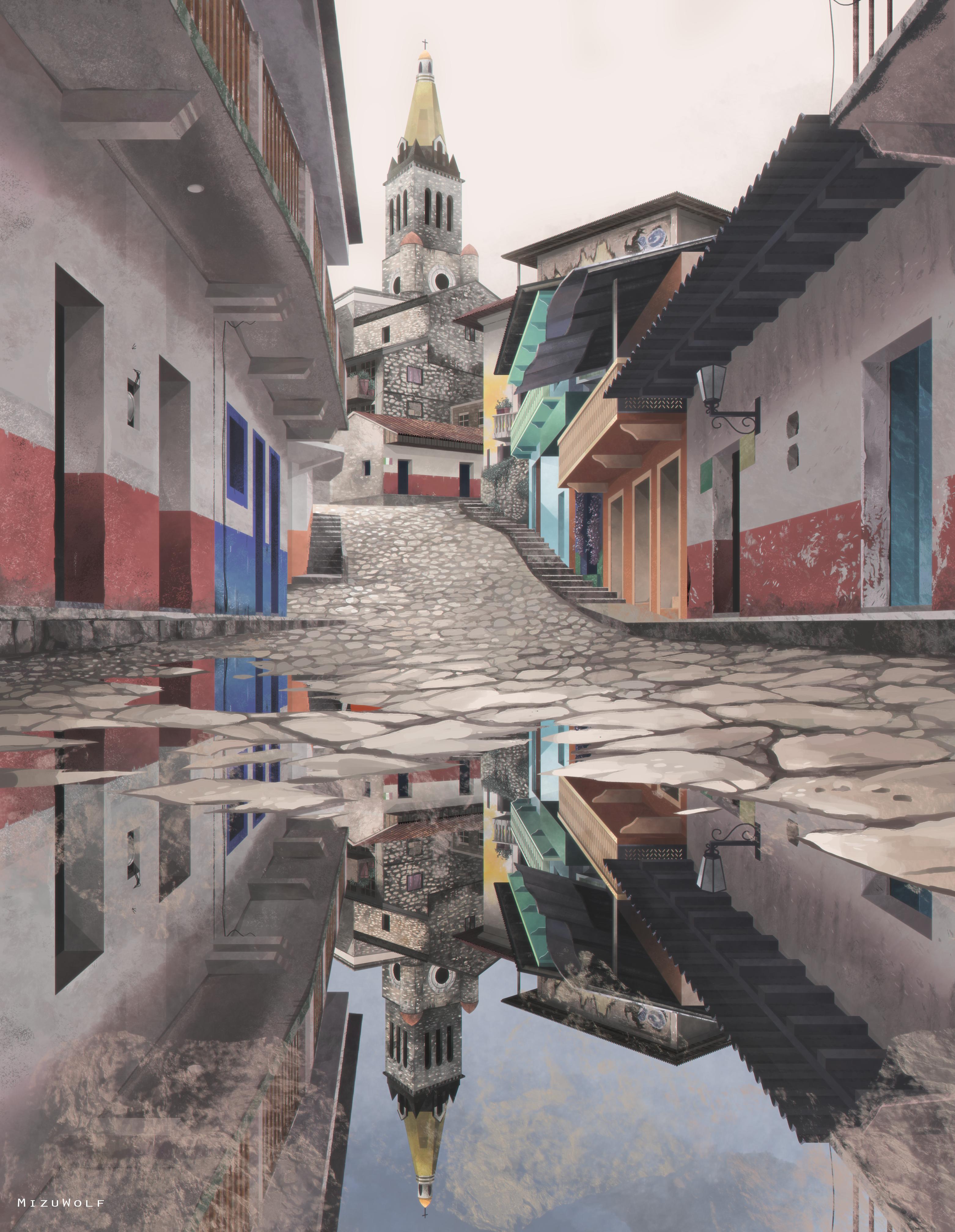 Puebla Cuetzalan