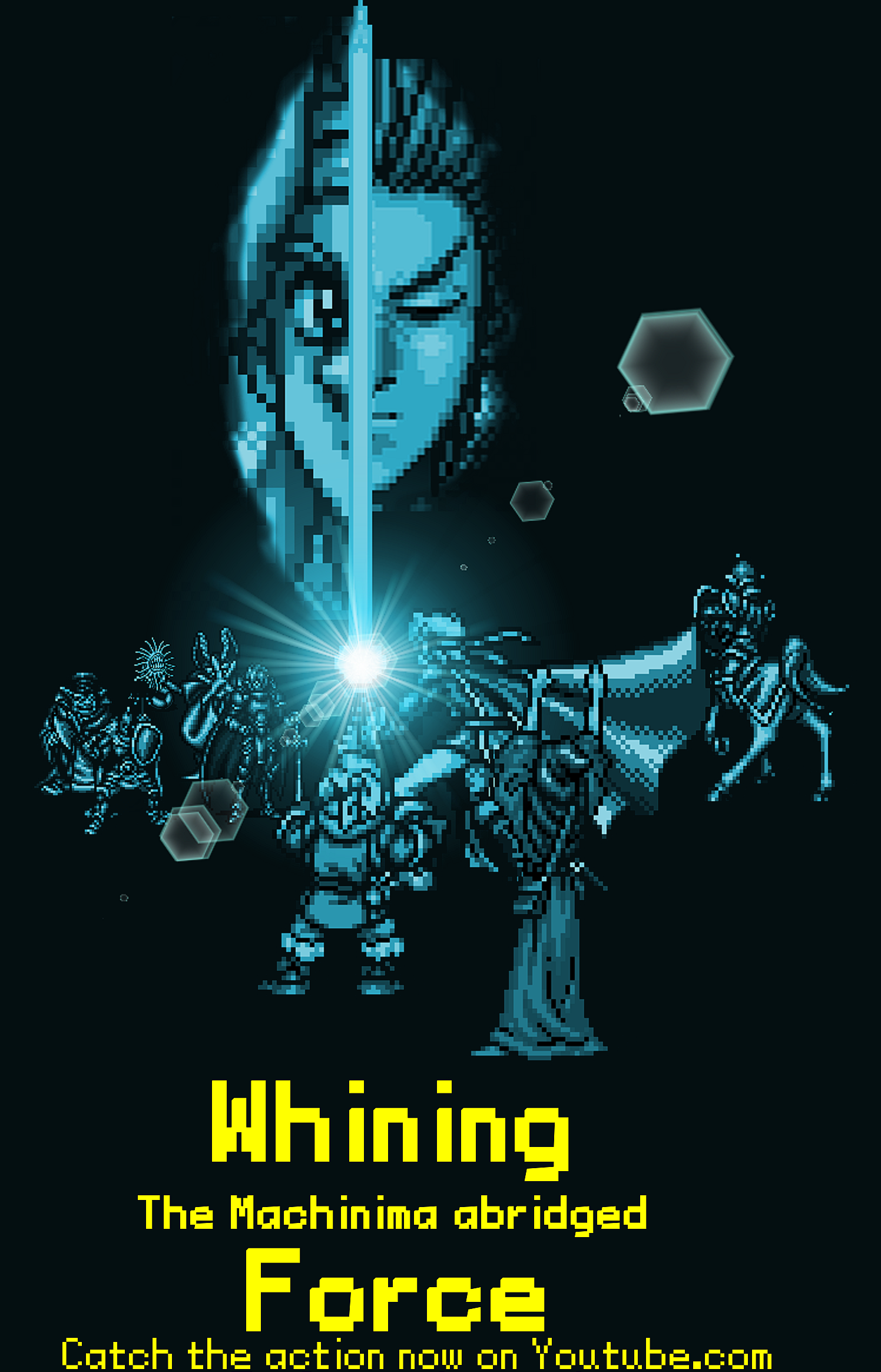 Whining Force official poster
