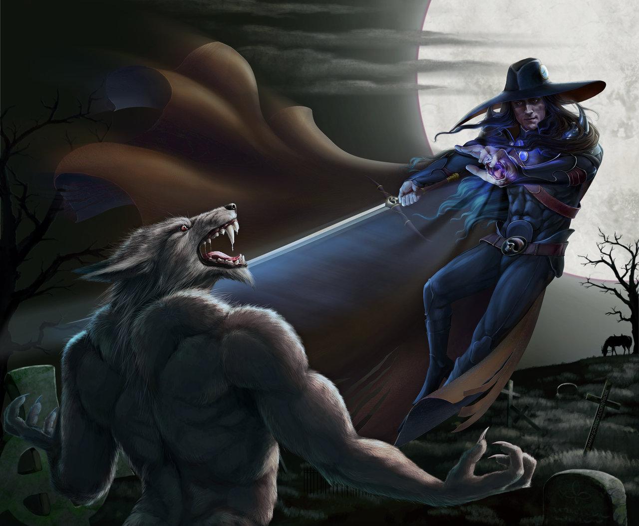 Vampire hunter D. Duel (color 2)