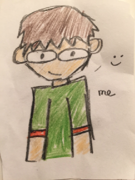 A Drawing Of Me (?)