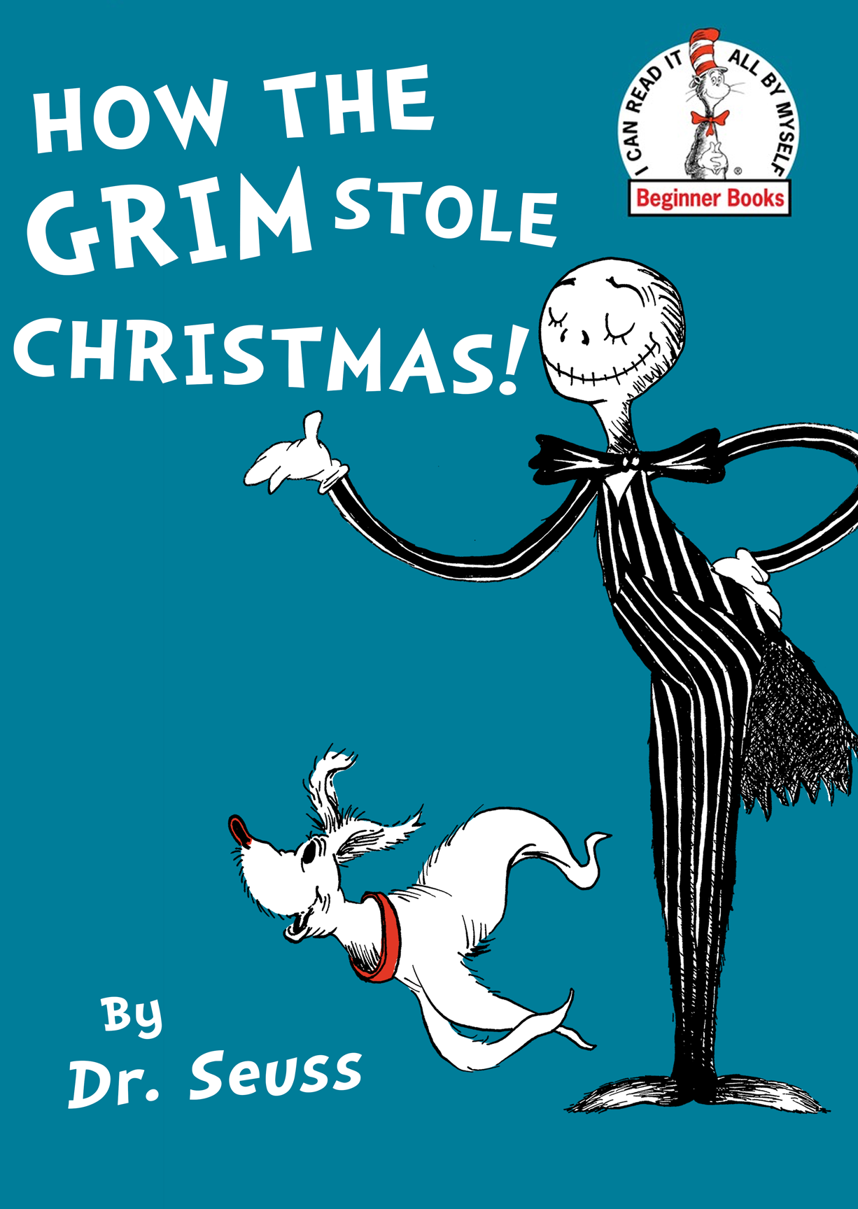 How the Grim stole Christmas! - Cover