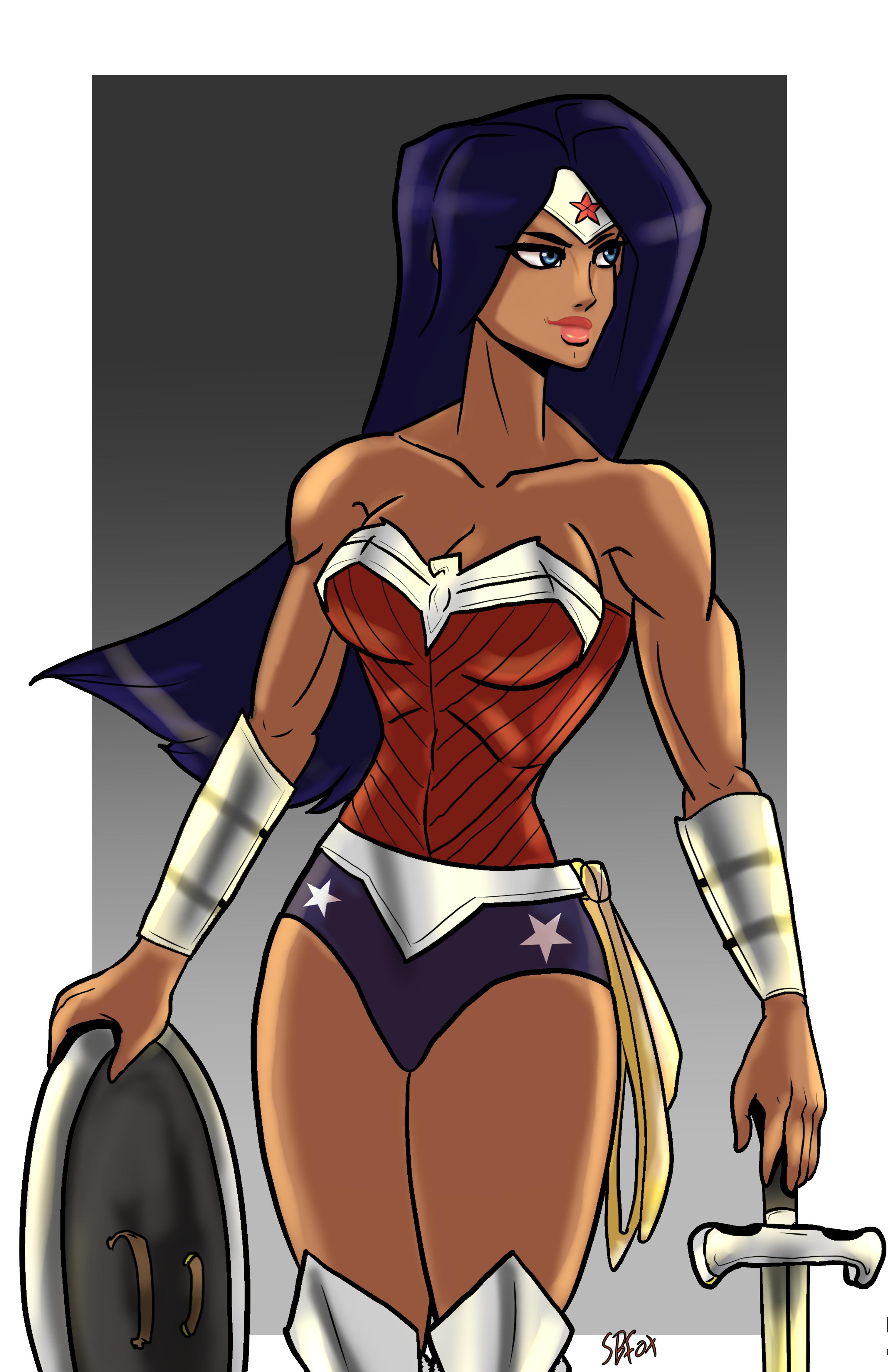 Wonder Woman 52