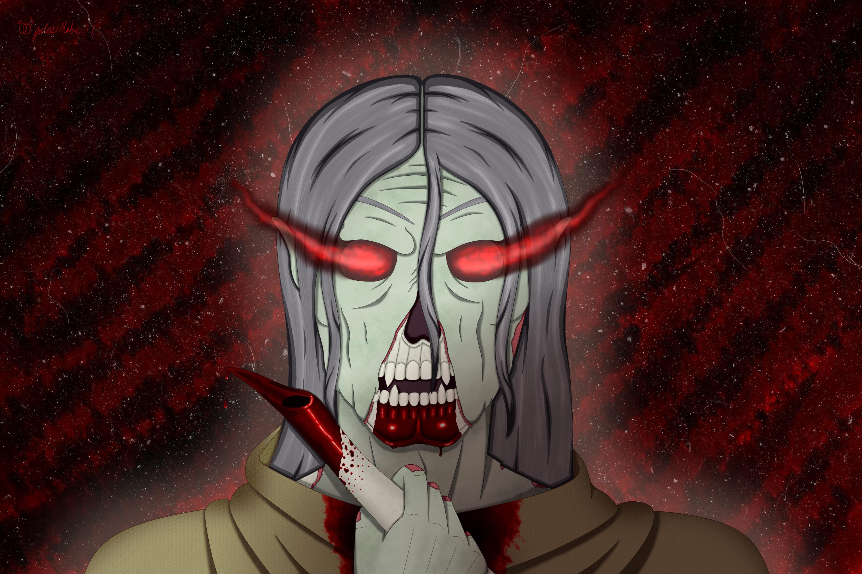 Blood-Crazed Ghoul