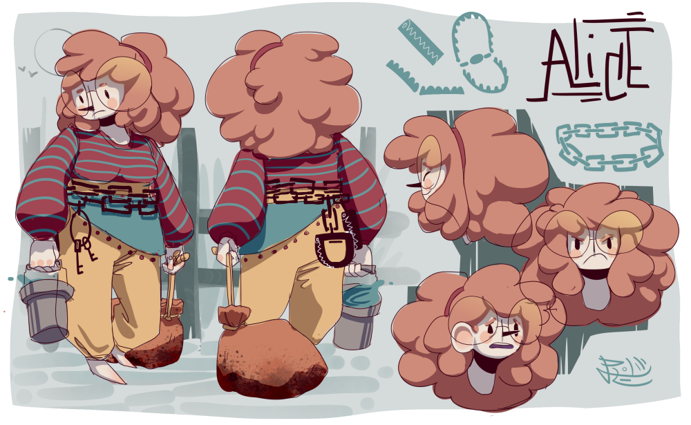 Alice Reference Sheet