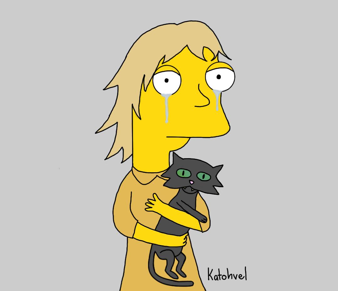 Kean eyes to The Simpsons