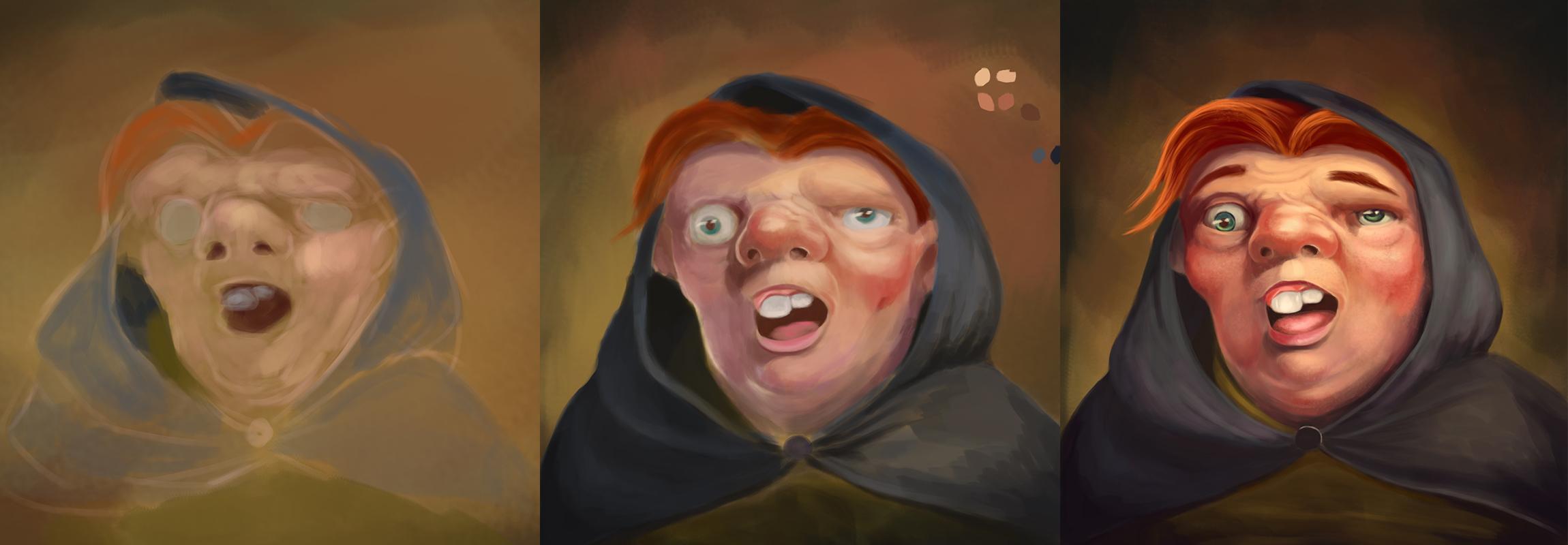 WIP Quasimodo