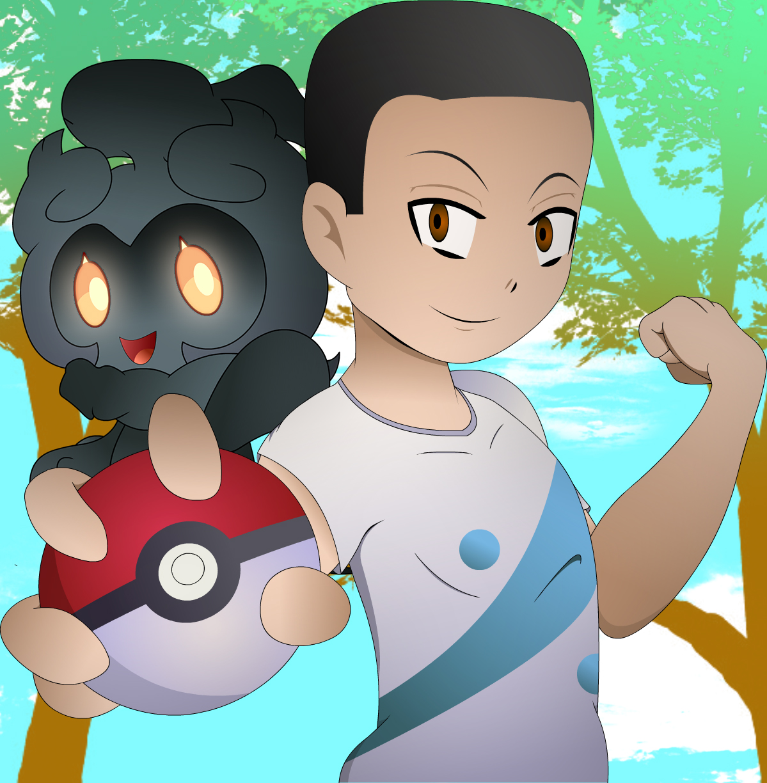 Commission: Avatar + MArshadow