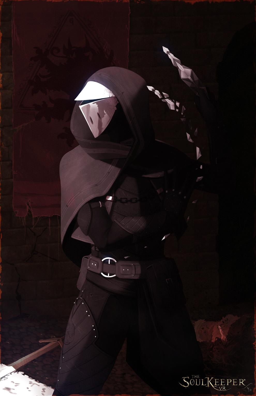 The Soul Keeper VR - Nefele