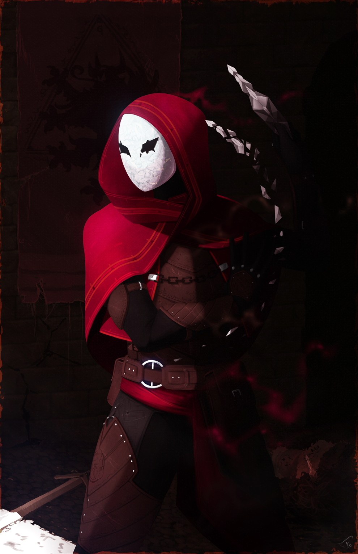 Nefele - Alternate Costume
