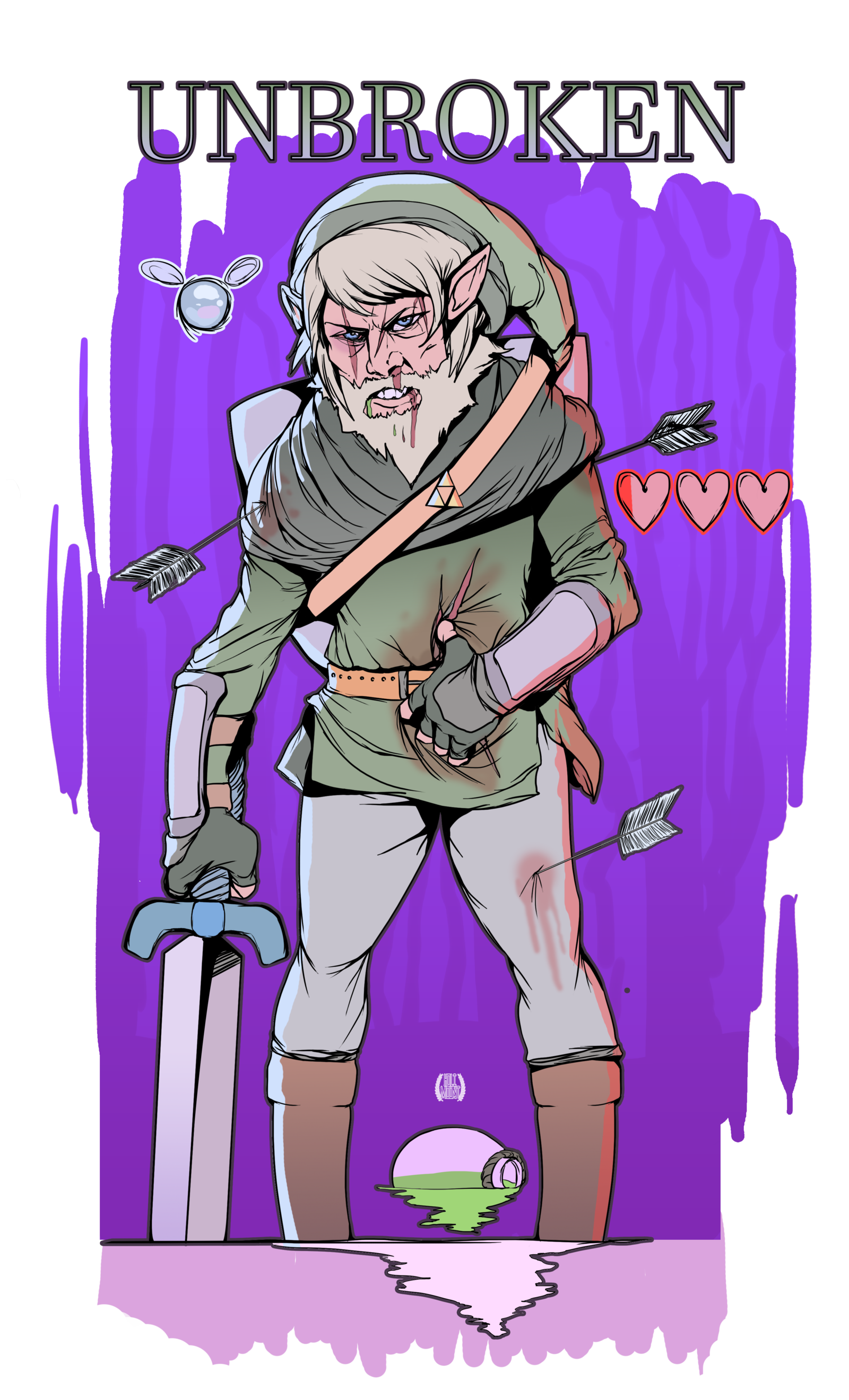 Link Unbroken