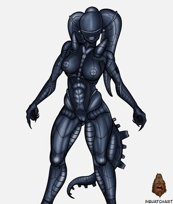 Alien Babe - Xeno'lek
