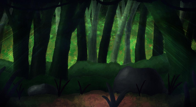 Standhouden Forest