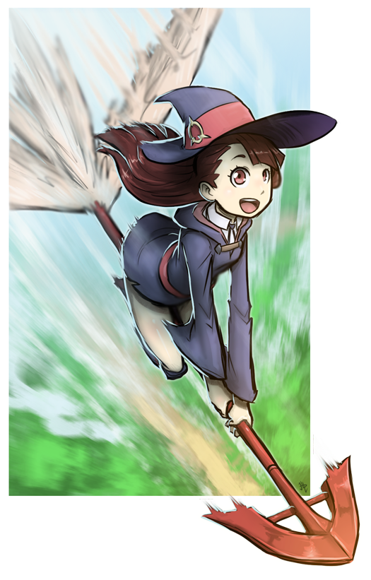 So Long, Little Witch