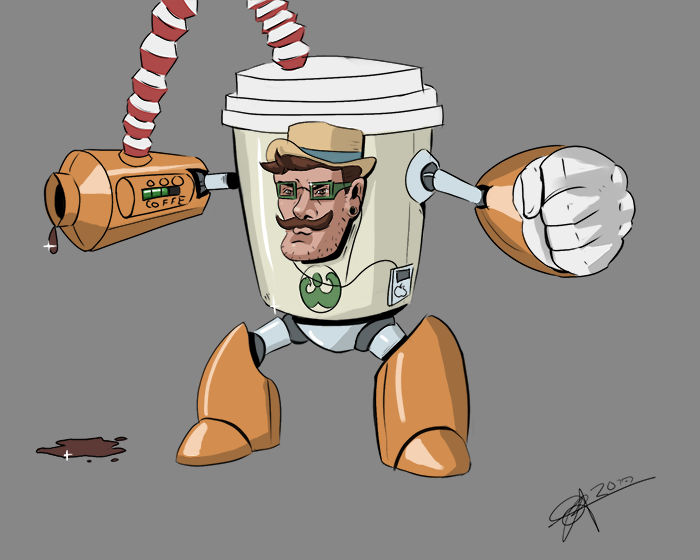 Hipsterbot