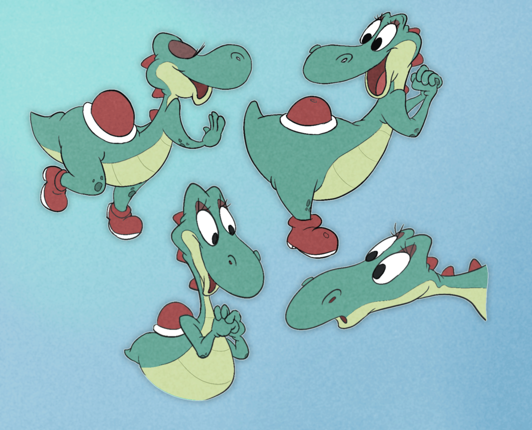 The Reluctant Yoshi