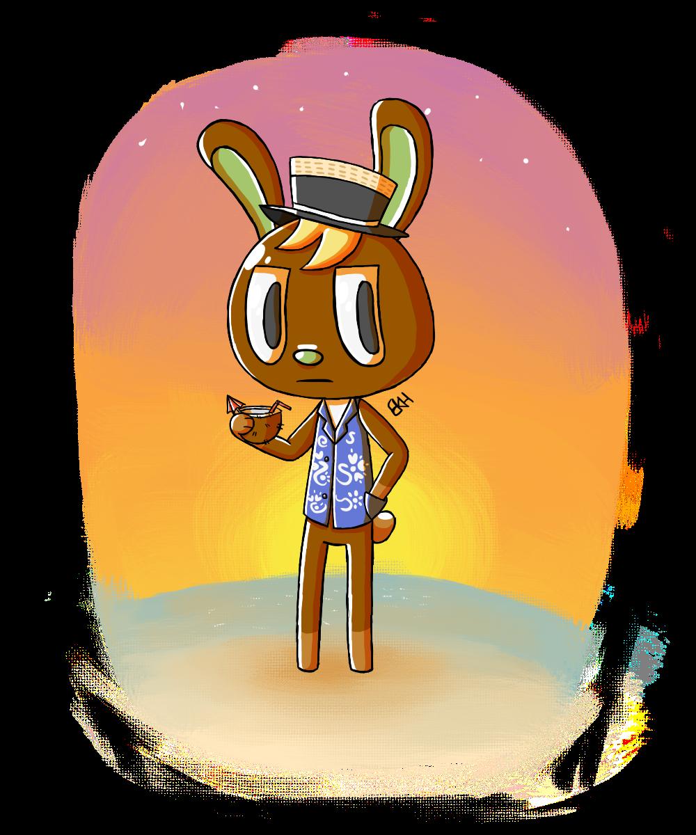 O' Hare the Rabbit