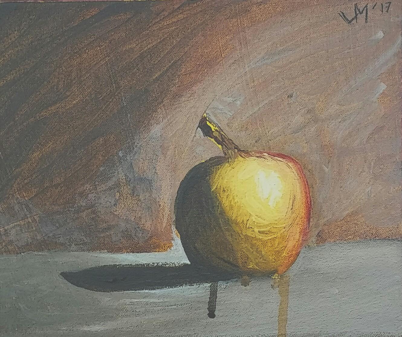 Why an Apple?
