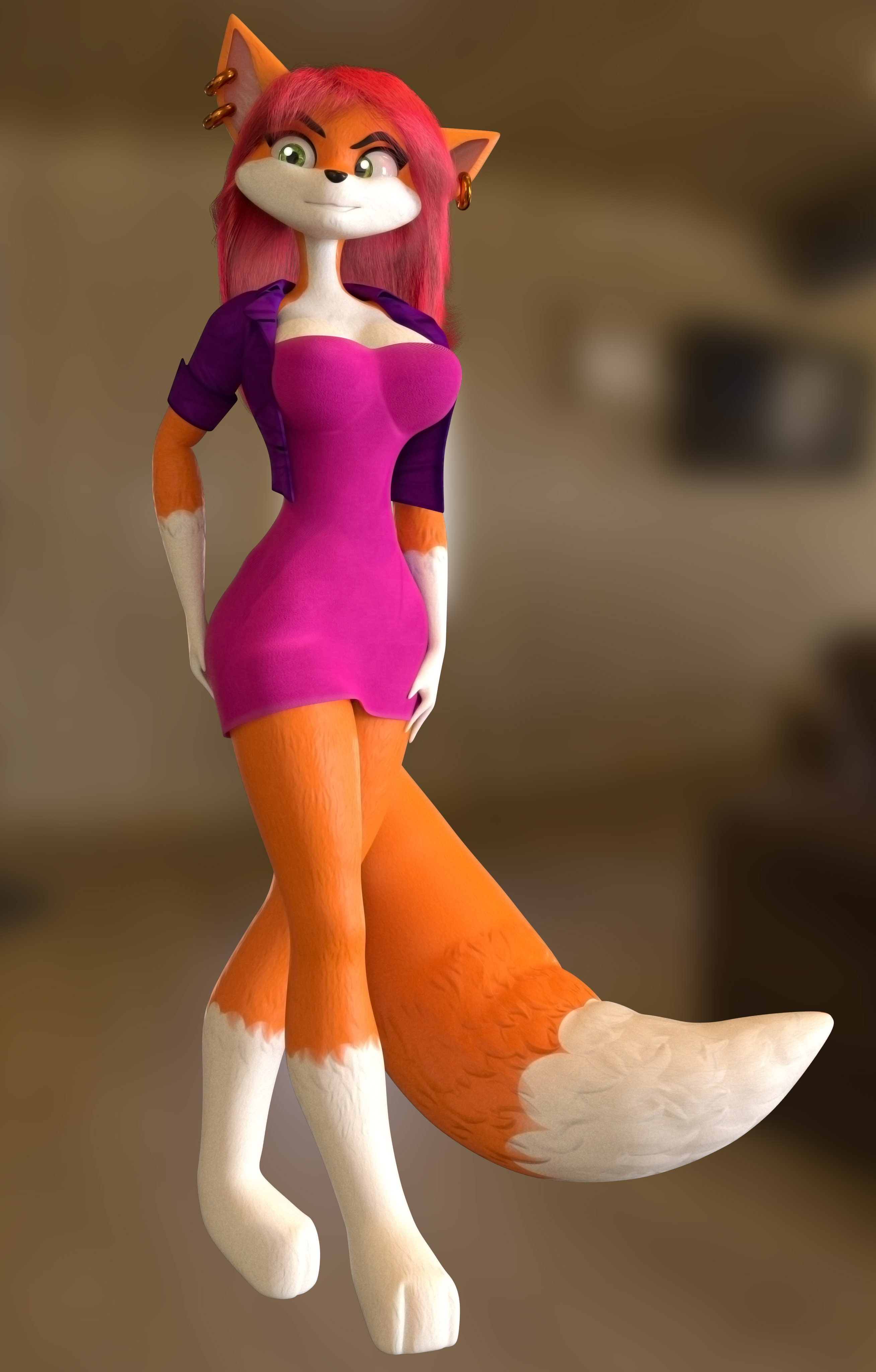 Fiona Fox: Mach 2