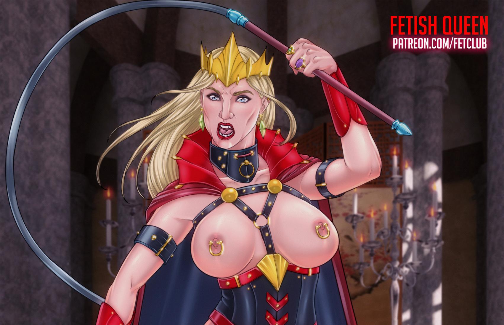 Fetish Queen
