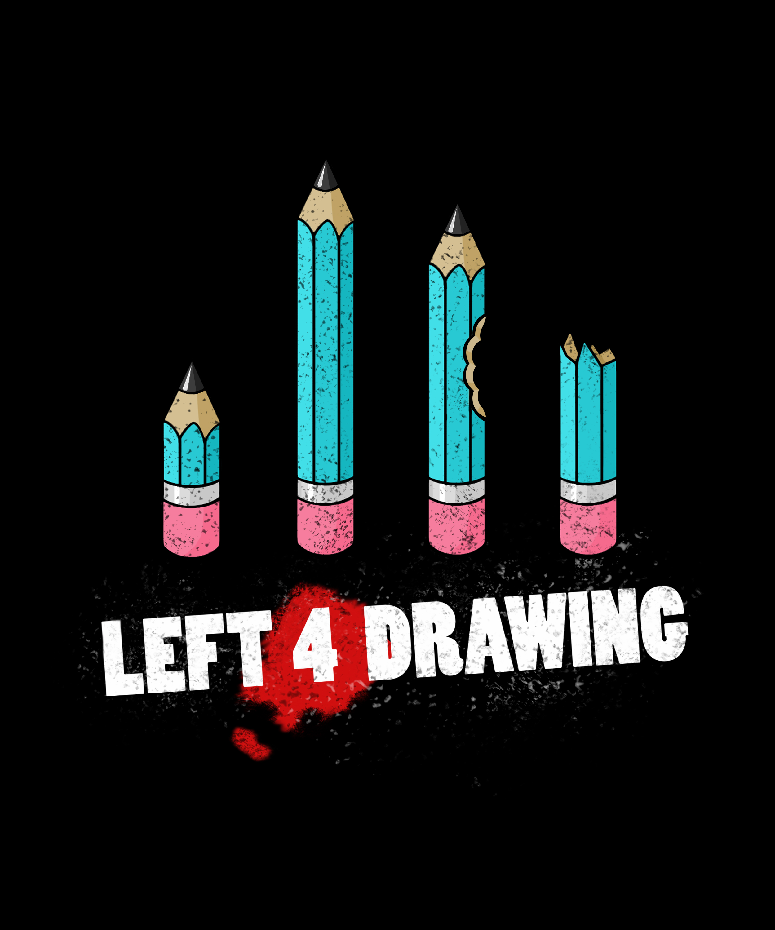 Left 4 Drawing