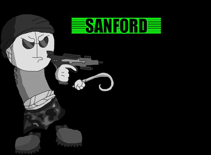 Sanford art