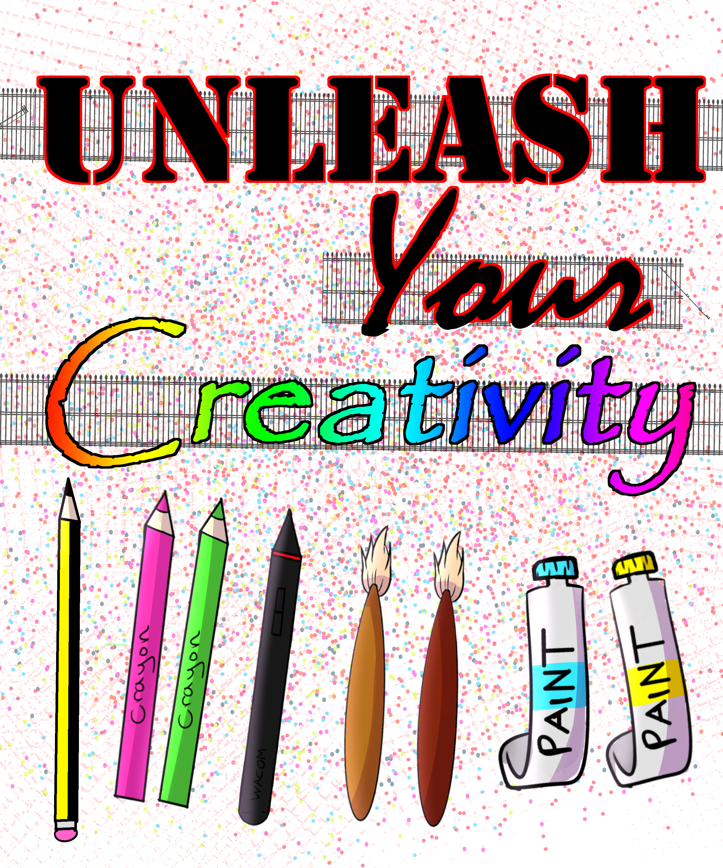 Unleash Your Creativity!