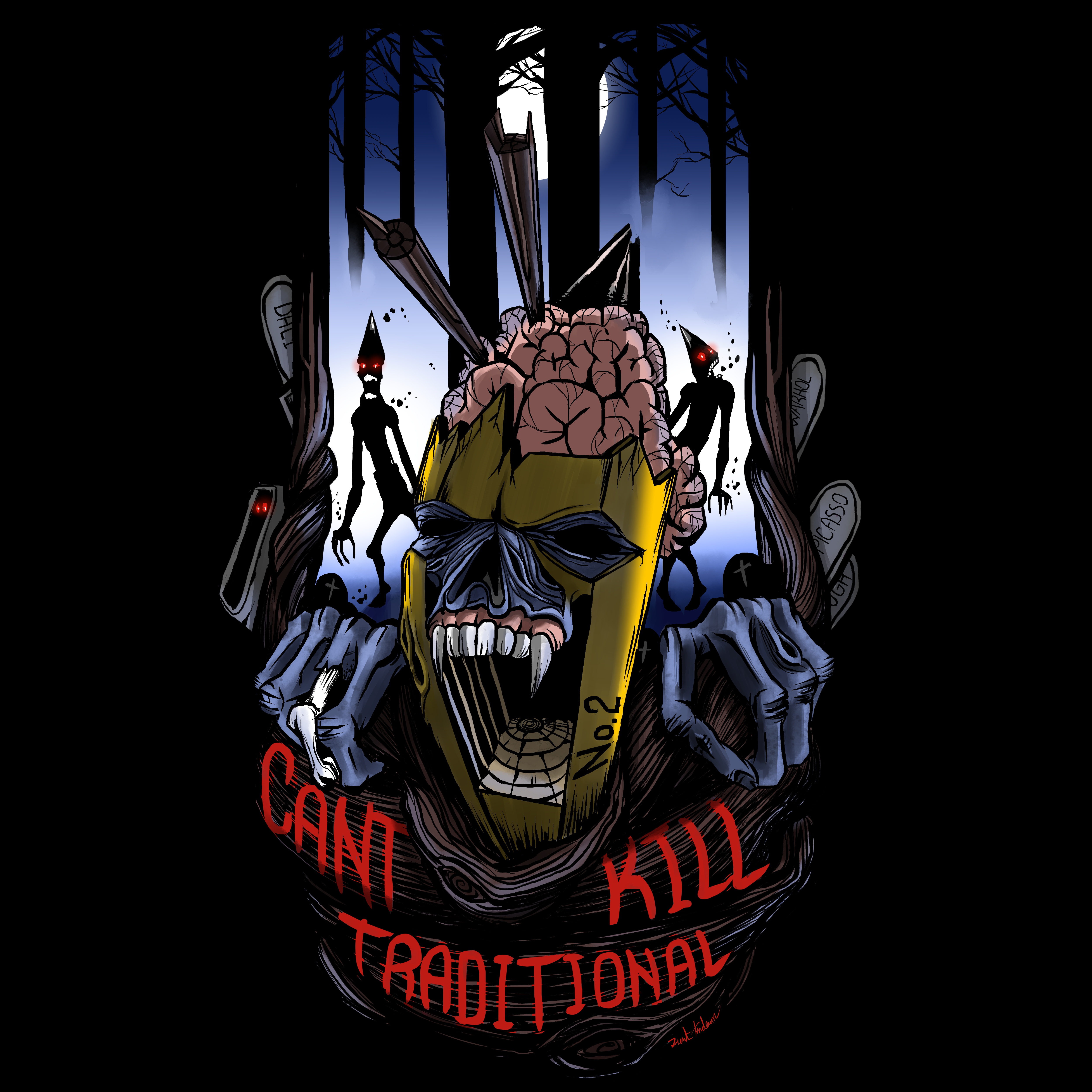 Can't Kill Traditional