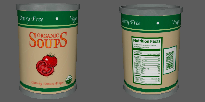 Organic Tomato Soup