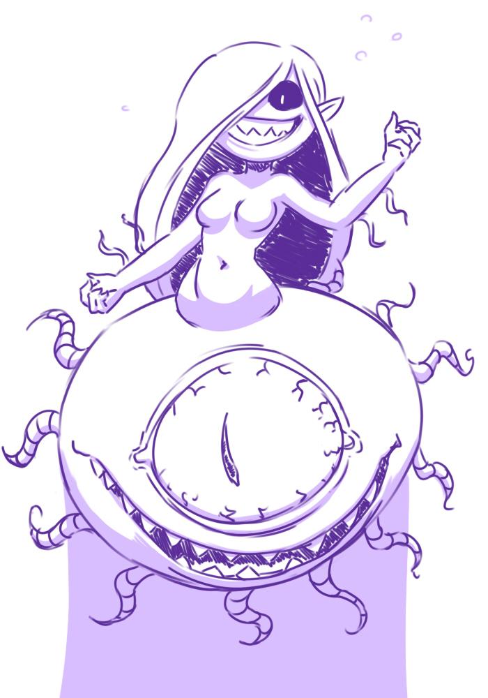 Jellyfish Demon