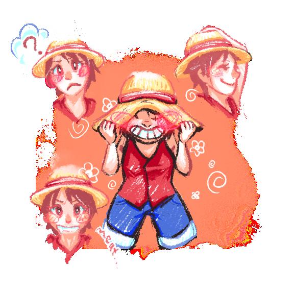 Genderbent Luffy