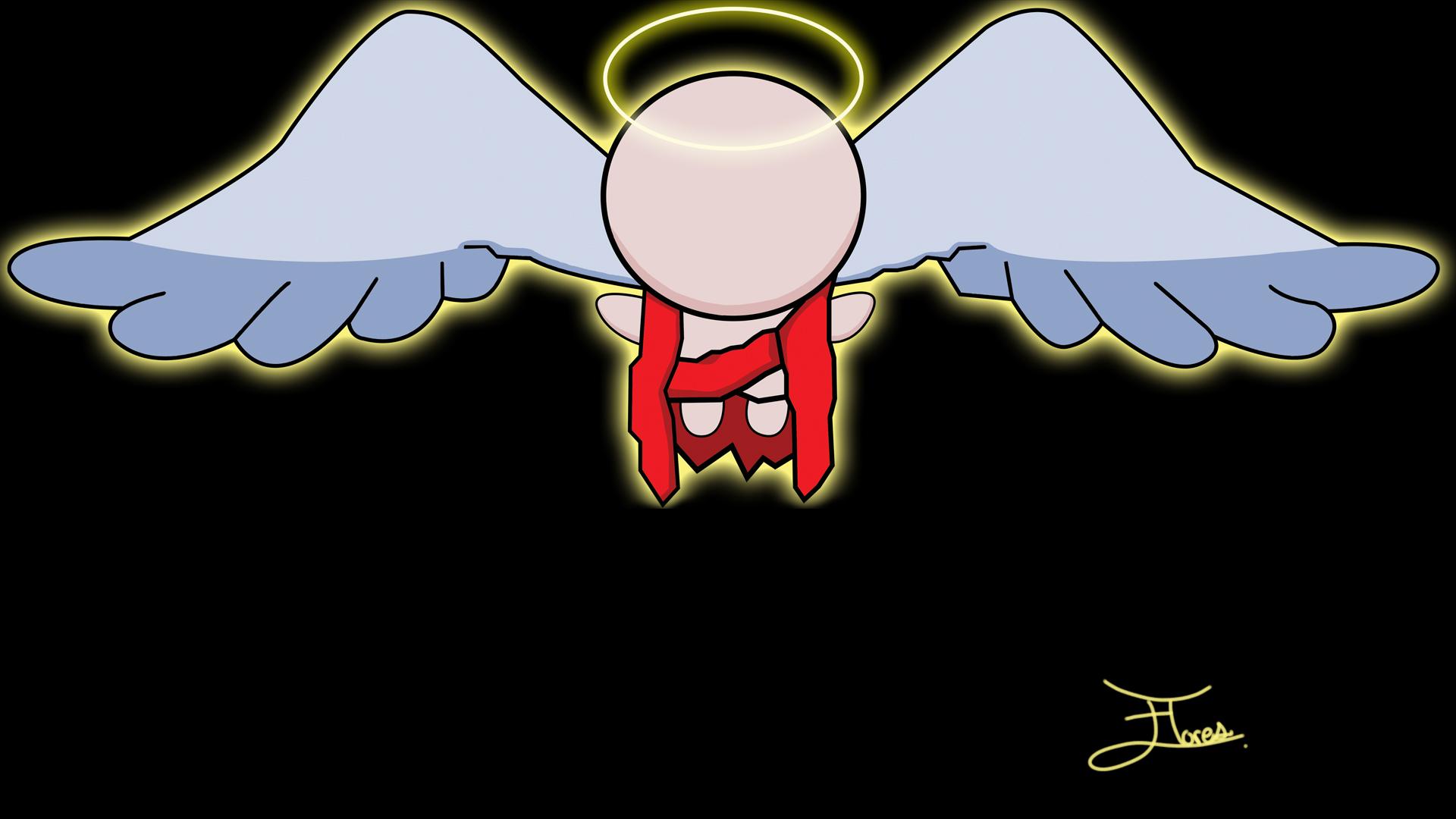 The Binding of Isaac (Angel)