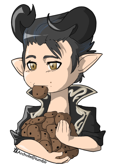 Cookie Dragon
