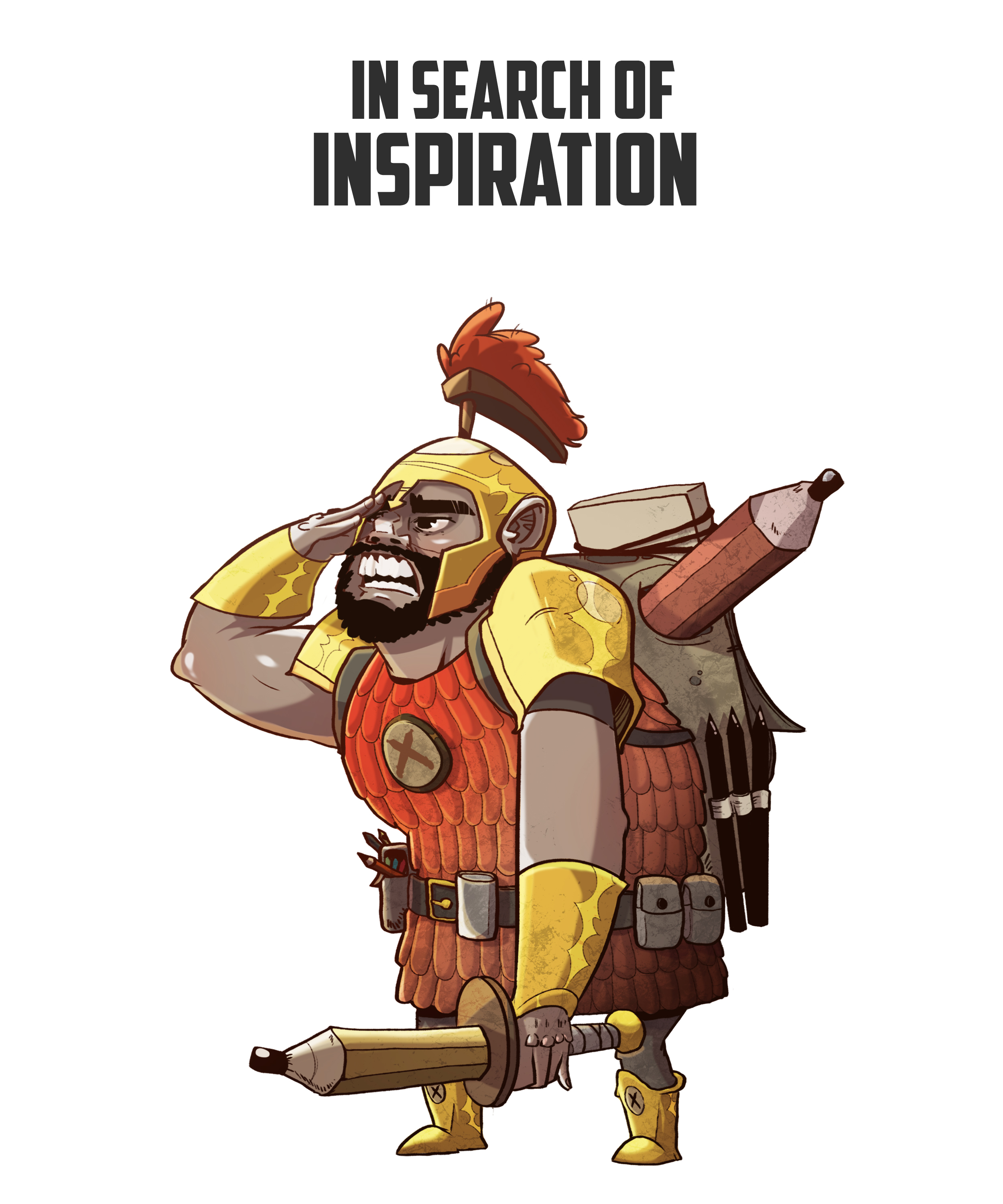 In search of INSPIRATION!