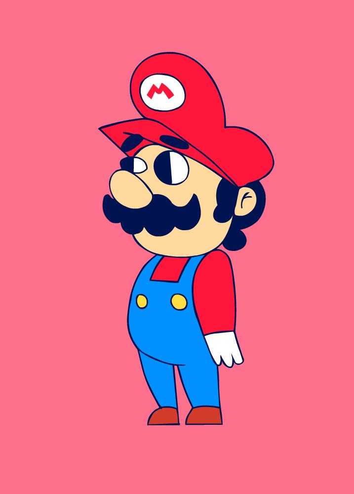 Little italian boy